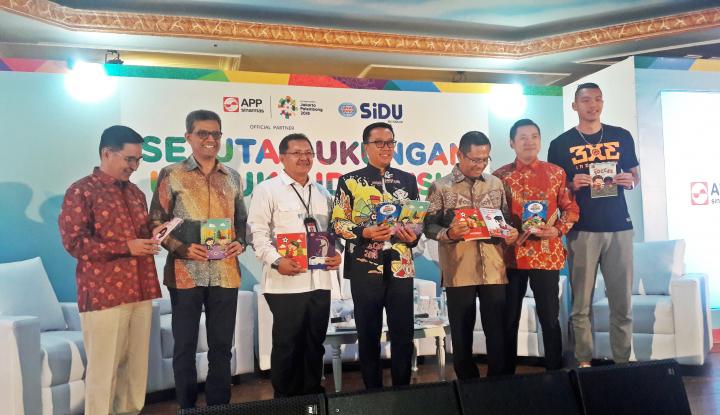 Foto Berita Menpora Terima 20 Ribu Surat Dukungan Atlet Indonesia