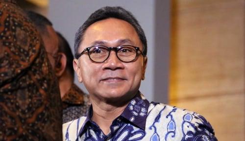 Foto Zulkifli Hasan Bakal Dihadirkan dalam Sidang Kasus Suap Pemkab Lampung Selatan