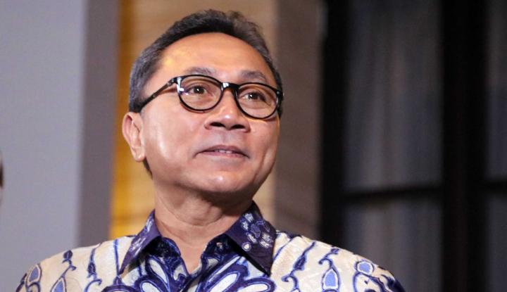 Foto Berita Zulkifli Ikhlas Prabowo Pilih Sandiaga Jadi Cawapres