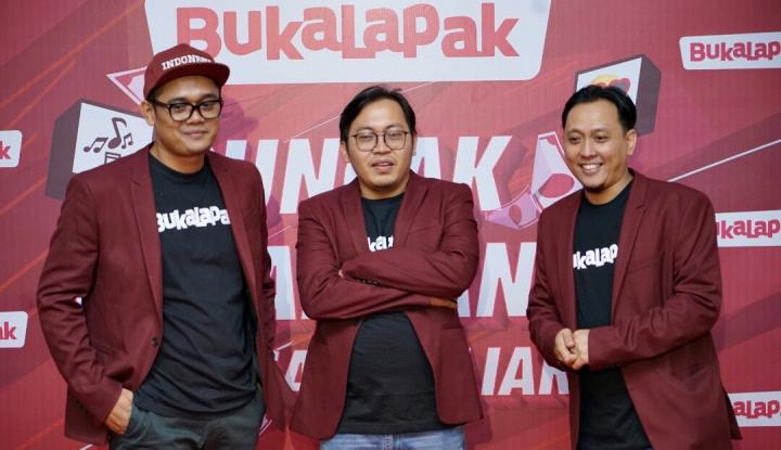 Foto Berita Puncak Badai Uang Bukalapak Berdayakan Pelaku UKM Se-Indonesia