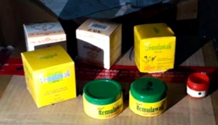 Wow, Produk Kosmetik Rp7,6 Miliar Diamankan BPOM DKI Jakarta - Warta Ekonomi