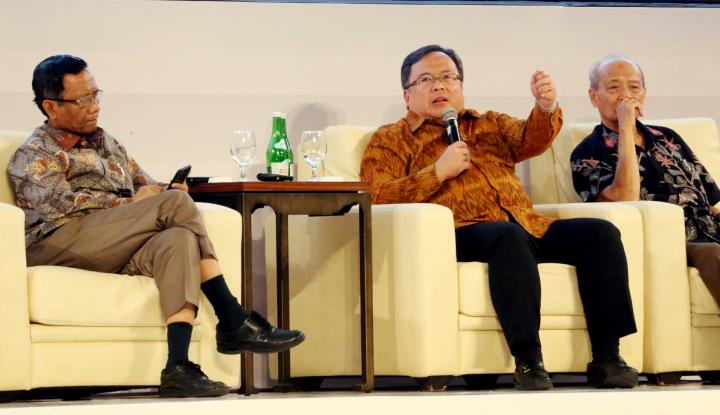 Bappenas Yakin Asian Games Bantu Penguatan Rupiah - Warta Ekonomi