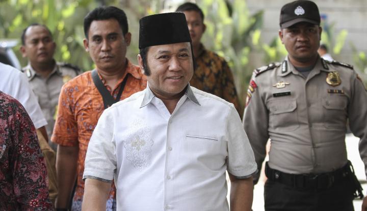 Foto Berita Ini Profil Adik Ketua MPR RI yang Ditangkap KPK