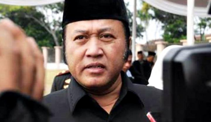 Foto Berita Diduga Terima Duit Suap, KPK Sita Tanah Adik Zulkifli Hasan