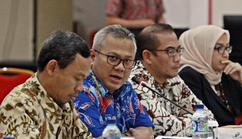 Foto Hanura Bakal Laporkan Ketua KPU dan Anggotanya?