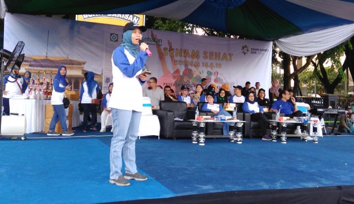 Foto Berita Sambut Asian Games, BPJS Medan Ikut Gelar Senam Sehat