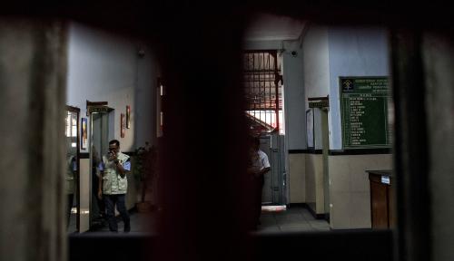 Foto Napi Koruptor Mau Dibebaskan Yasonna, ICW Kesal