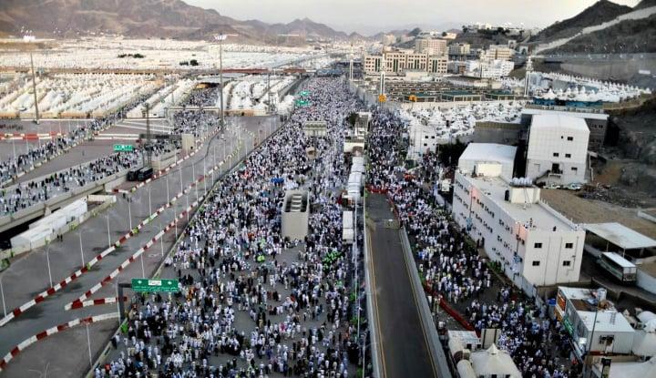 Foto Berita Ibadah Haji, Arab Saudi Tak Istimewakan Indonesia