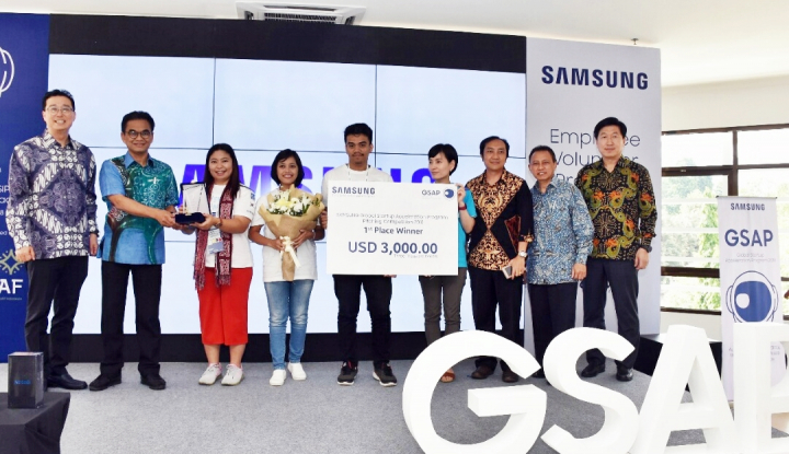 Foto Berita Dukung Kemajuan Startup, Samsung Luncurkan GSAP