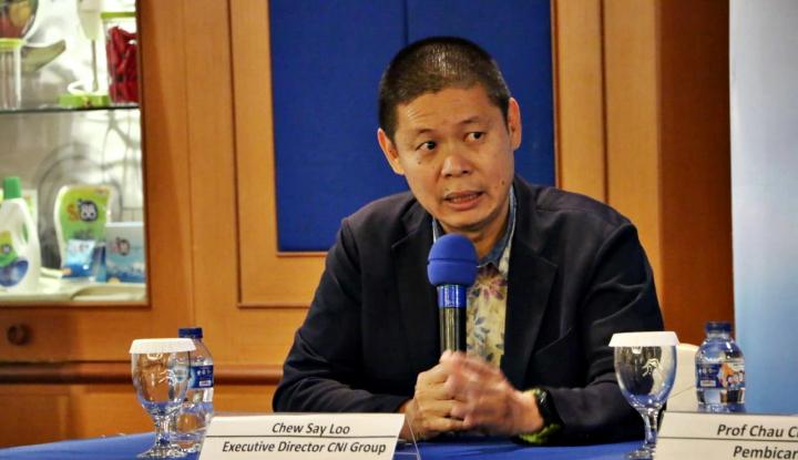 Foto Berita Ketidakpastian Ekonomi Ganggu Rencana Bisnis CNI