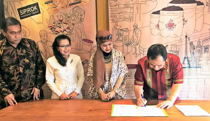 Foto Berita MoU Diaspora Indonesia dan GKON Foundation Tingkatkan Ekspor Kopi Indonesia