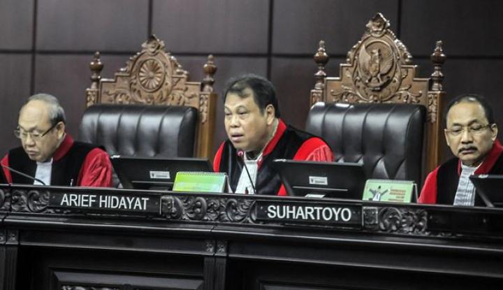 Gabungan Aktivis Hukum Pertanyakan Jangka Waktu Seleksi Hakim MK - Warta Ekonomi