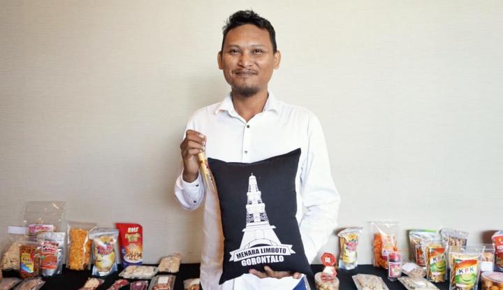 Foto Berita Usahanya sukses di Gorontalo, Taufik Latama Bakal Rambah Jualan Online