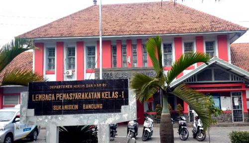 Foto Ditegur KPK, Ditjen PAS Akui Kelalaian Sipir Lapas Sukamiskin