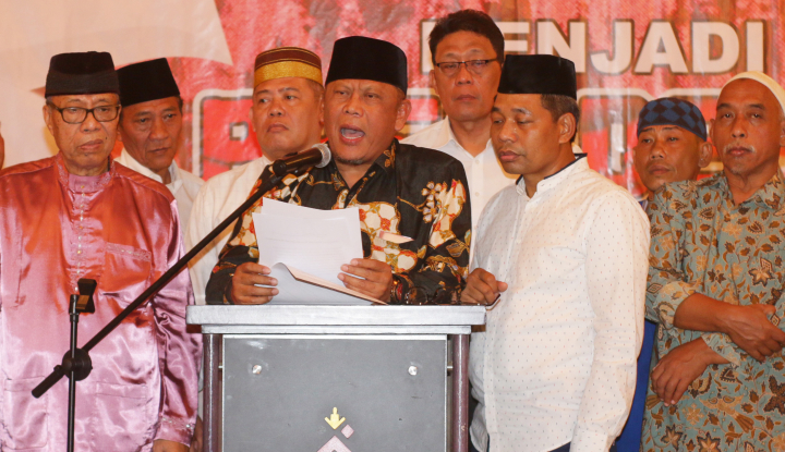 Soal People Power, Eggi Sudjana: Kan Sah Itu