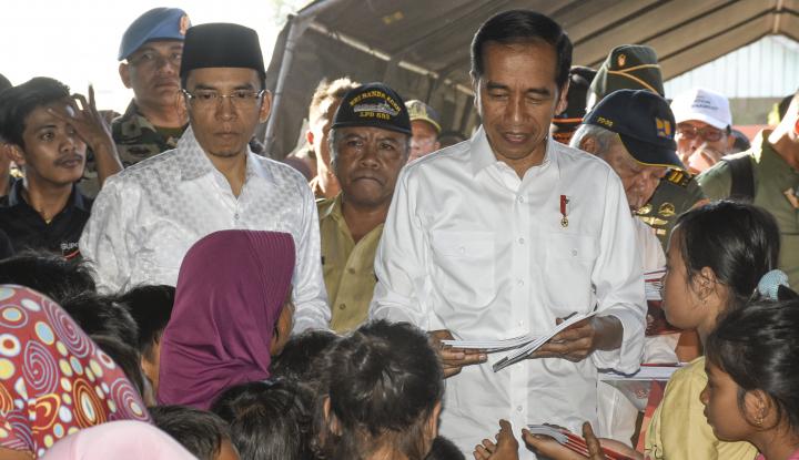 Foto Berita Gempa Lombok, Ini Dia Arahan dari TGB