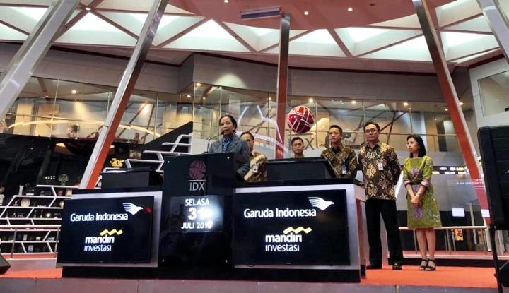 Foto Berita Garuda Indonesia Terbitkan KIK EBA, Ini Kata Menteri Rini
