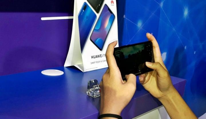 Foto Berita Resmi Meluncur, Huawei Nova 3i Dibanderol Rp4,2 Jutaan