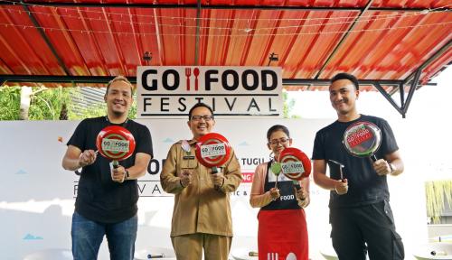 Foto Go-Food Festival Hadir di Yogyakarta