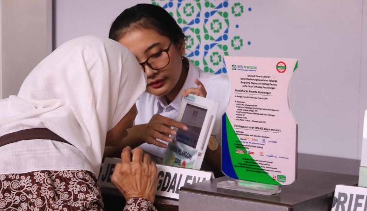 Foto Berita Data Penerima Bantuan Iuran BPJS Kesehatan di Sulsel Segera Diverifikasi