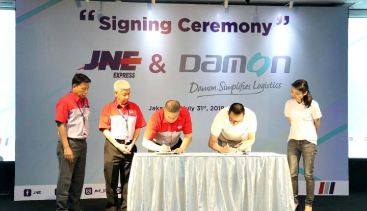 Tahap Awal Berjalan, JNE Akan Operasikan Mega Hub pada 2019