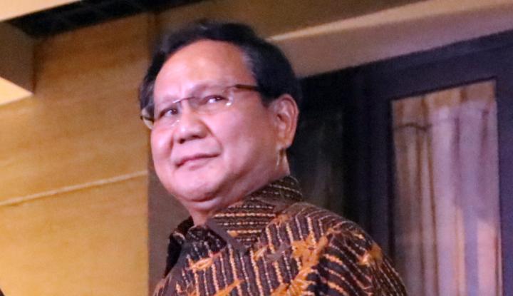 Foto Berita Mulai Sekarang Jangan Hormati Mereka Sebagai Jurnalis, Prabowo Marah?