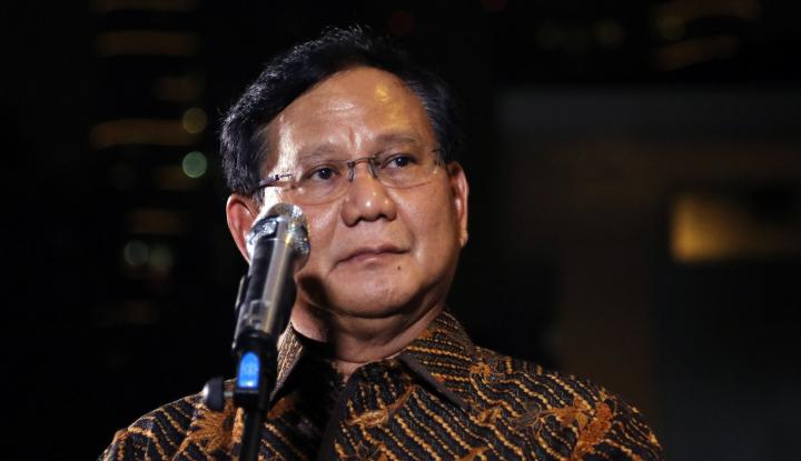 Foto Berita Prabowo Singgung 'Tukang Ojek', Tanggapan Ruhut Sitompul Bikin 'Lemas'