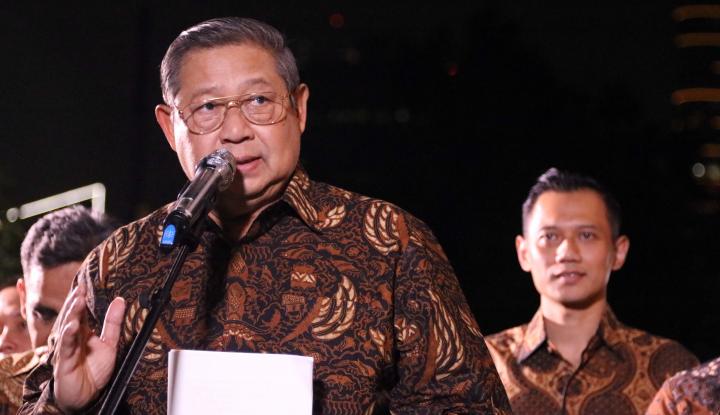 Rela Turun Gunung, Segitunya Banget SBY Belain Anak: Yang Pro Gulingkan AHY, Siap-Siap..