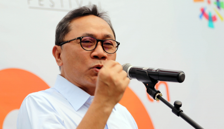 Zulhas Jadi Ketum Lagi, Kader: Akhirnya PAN Lepas dari Belenggu 1 Sosok - Warta Ekonomi