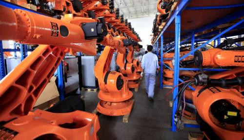 Foto Canggih, AMMDes Gunakan Konsep Smart Factory Lean Manufacturing