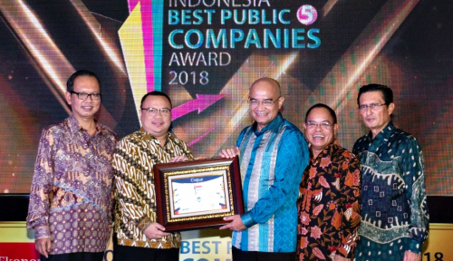 Foto Astra Agro Sabet Indonesia Excellent Public Company 2018