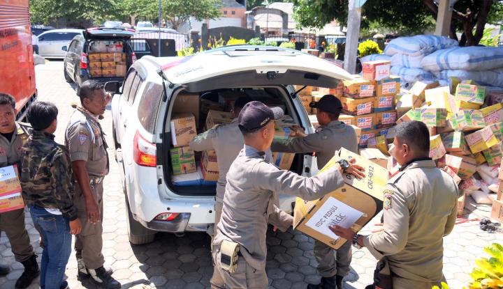 BBCA Salurkan Bantuan Rp311 Juta untuk Lombok - Warta Ekonomi