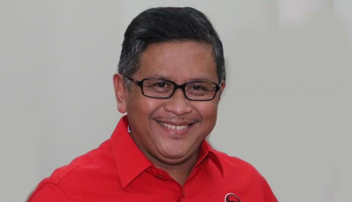Foto Berita Hasto Bantah Pernyataan Prabowo, Soal Apa?