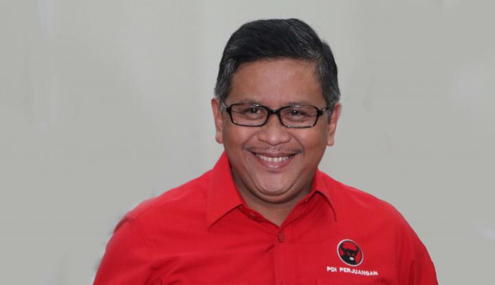 Foto Berita PDIP Sindir Sudirman Said, Hasto: Kalau Kritik Jokowi Pakai Data