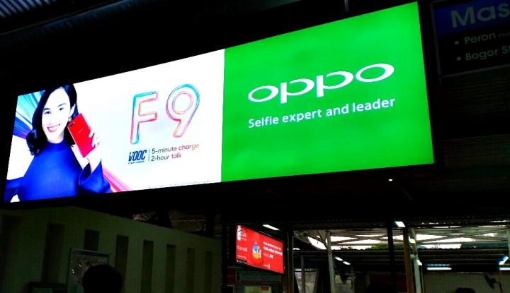 Foto Berita Oppo Pastikan Kehadiran F9 di Indonesia