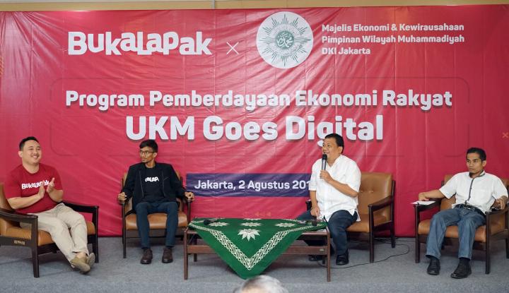 Foto Berita Bukalapak Bersama Muhammadiyah Berikan Pelatihan UKM Goes Digital