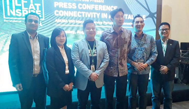 Foto Berita Hypernet Luncurkan Aruba WiFi Managed Service Pertama di Indonesia