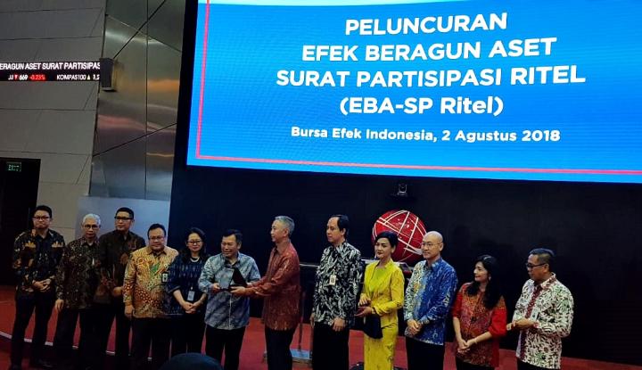Foto Berita BNI Sekuritas-SMF Rilis Produk EBA SP Ritel Perdana di Indonesia