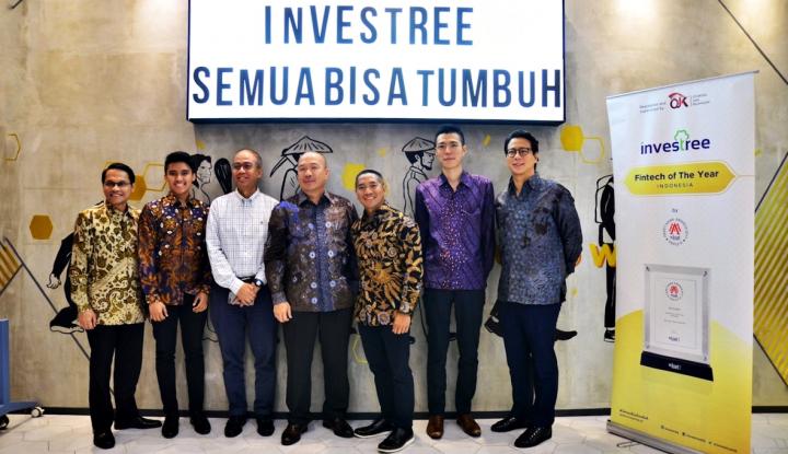 Foto Berita Ini Kata Para Investor Tentang Fintech Investree