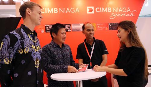 Foto Kembangkan Digital Banking, Begini Cara CIMB Niaga Syariah