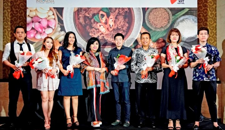 Foto Berita Peringati HUT Ke-73 RI, Plaza Indonesia Gelar Food and Art Festival