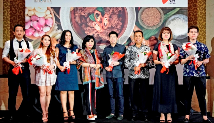 Foto Berita Peringati HUT RI ke-73, Plaza Indonesia Gelar Food and Art Festival