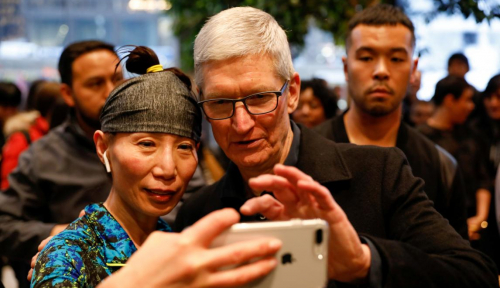 Foto Apple to Push Software Update in China as Qualcomm Case Threatens Sales Ban
