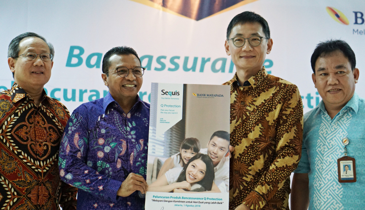 Foto Berita Sequis Financial Jalin Kerja Sama Banccassurance dengan Bank Mayapada