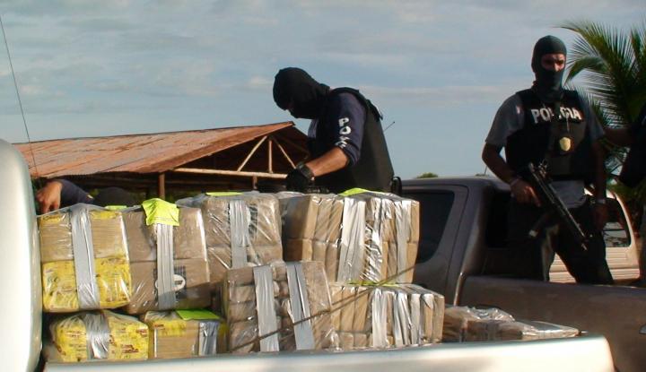 Foto Berita Polisi Kosta Rika Amankan 2 Ton Kokain dari Sebuah Perahu