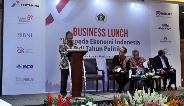Darmin Nasution: Saya Pencipta LDR - Warta Ekonomi