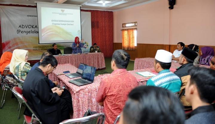 Foto Berita Koperasi dan UKM Al Ittiqaf Pelajari Advokasi Keuangan