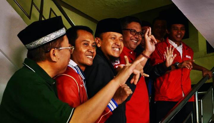Foto Berita Sekjen Perindo Klaim Koalisi Jokowi Lebih Solid, Prabowo Gimana?