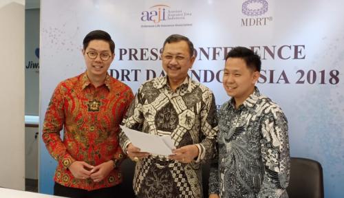 Foto Anggota MDRT Tumbuh 40% di 2018, AAJI Beri Apresiasi
