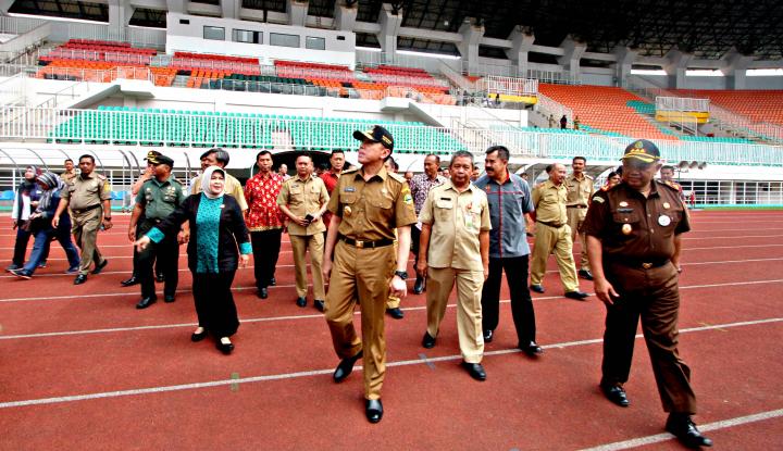 Foto Berita Kesiapan Venue Asian Games di Jabar Sudah 99%